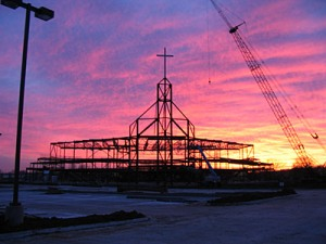 Church-Construction-Frame