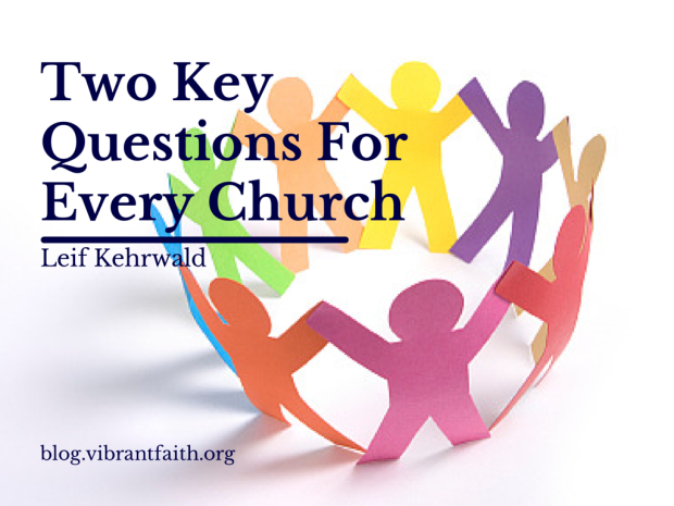 Two Key Questions For Every Church (1)